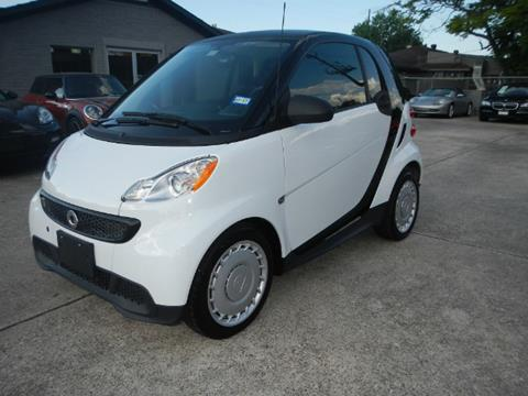 2013 Smart fortwo for sale in Spring, TX