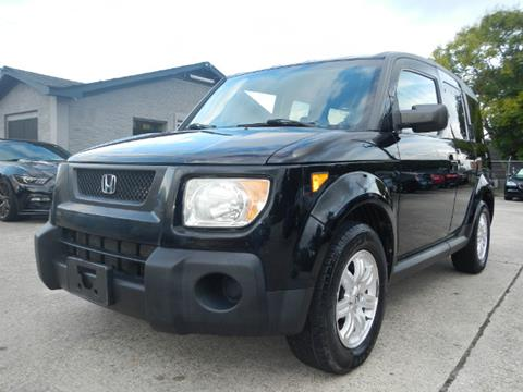 2006 Honda Element for sale in Spring, TX