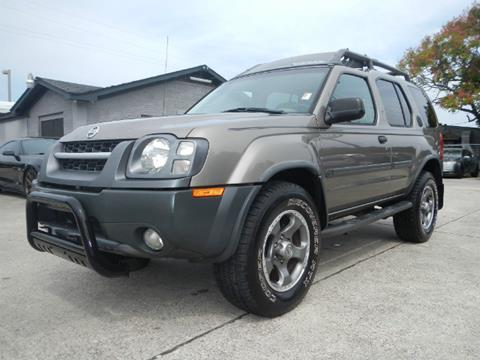 2004 Nissan Xterra for sale in Spring, TX
