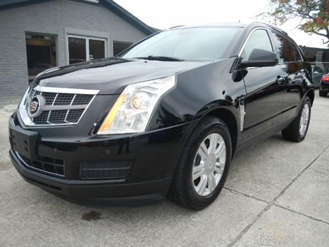 2010 Cadillac SRX for sale in Spring, TX