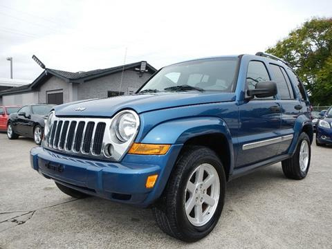 2006 Jeep Liberty for sale in Spring, TX