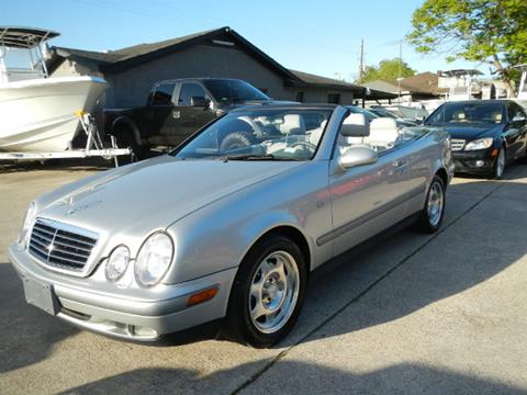 1999 Mercedes-Benz CLK for sale in Spring, TX