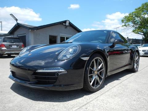 2013 Porsche 911 for sale in Spring, TX