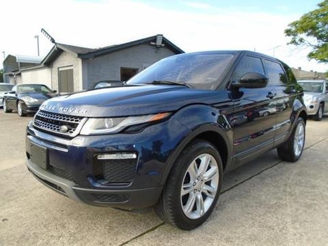 2016 Land Rover Range Rover Evoque for sale in Spring, TX
