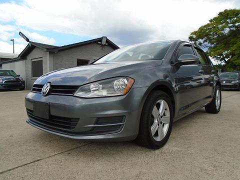 2015 Volkswagen Golf for sale in Spring, TX