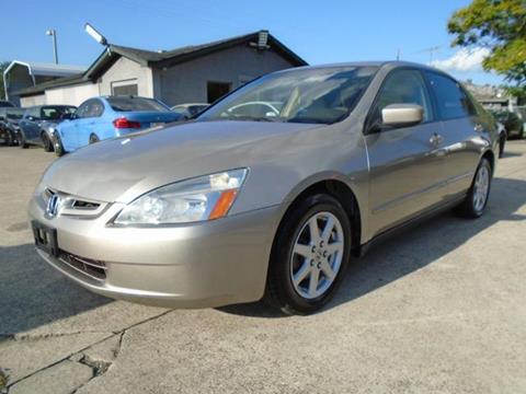 2003 Honda Accord for sale in Spring, TX