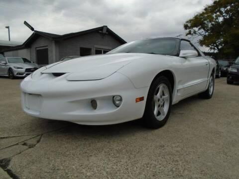 2001 Pontiac Firebird for sale in Spring, TX