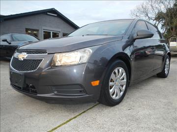 2011 Chevrolet Cruze for sale in Spring, TX
