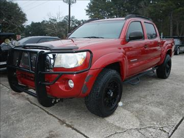 2010 Toyota Tacoma for sale in Spring, TX