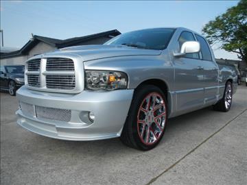 2005 Dodge Ram Pickup 1500 SRT-10 for sale in Spring, TX