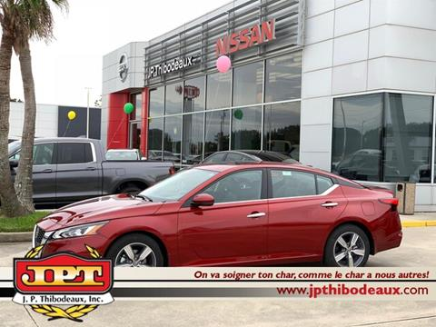 Jp Thibodeaux Used >> New Honda Nissan Kia Specials New Iberia Louisiana J P