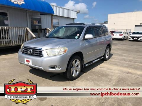 2009 Toyota Highlander for sale in New Iberia, LA