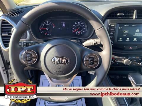 2020 Kia Soul X-Line for sale at J P Thibodeaux Used Cars in New Iberia LA