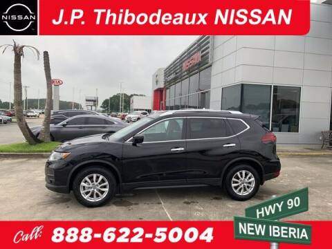 2020 Nissan Rogue for sale at J P Thibodeaux Used Cars in New Iberia LA
