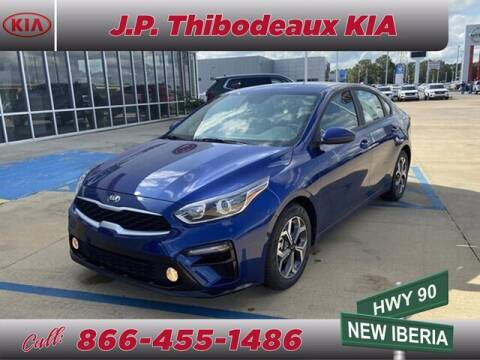 2020 Kia Forte for sale at J P Thibodeaux Used Cars in New Iberia LA