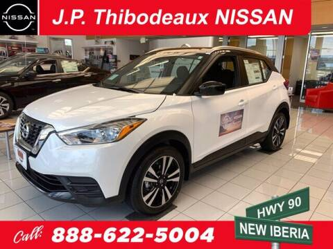 2020 Nissan Kicks for sale at J P Thibodeaux Used Cars in New Iberia LA