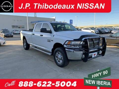 2014 RAM Ram Pickup 3500 for sale at J P Thibodeaux Used Cars in New Iberia LA