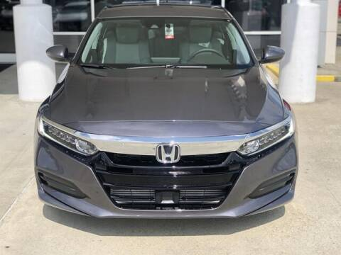 2020 Honda Accord for sale at J P Thibodeaux Used Cars in New Iberia LA