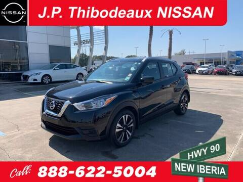 2018 Nissan Kicks for sale at J P Thibodeaux Used Cars in New Iberia LA