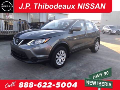 2018 Nissan Rogue Sport for sale at J P Thibodeaux Used Cars in New Iberia LA