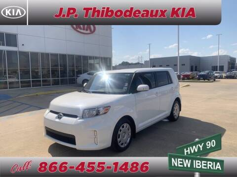 2015 Scion xB for sale at J P Thibodeaux Used Cars in New Iberia LA