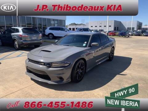 2019 Dodge Charger for sale at J P Thibodeaux Used Cars in New Iberia LA
