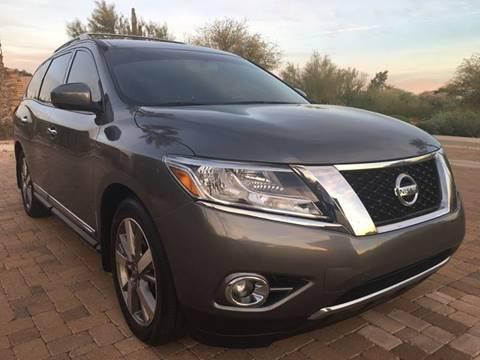 2015 Nissan Pathfinder for sale in Phoenix, AZ