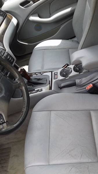 2001 BMW 3 Series 325i 4dr Sedan - Houston TX
