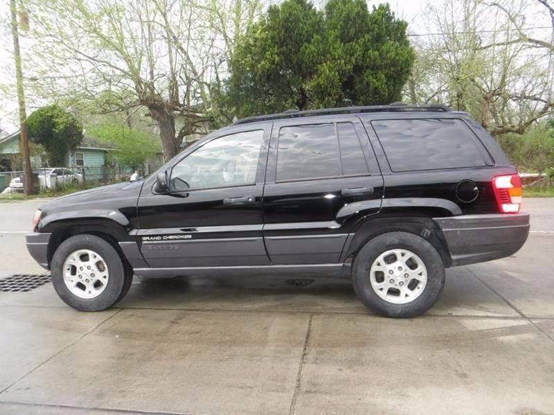 2000 Jeep Grand Cherokee Laredo 4dr SUV - Houston TX