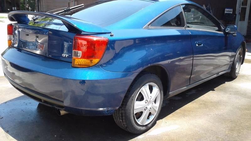 2001 Toyota Celica GT 2dr Hatchback - Houston TX