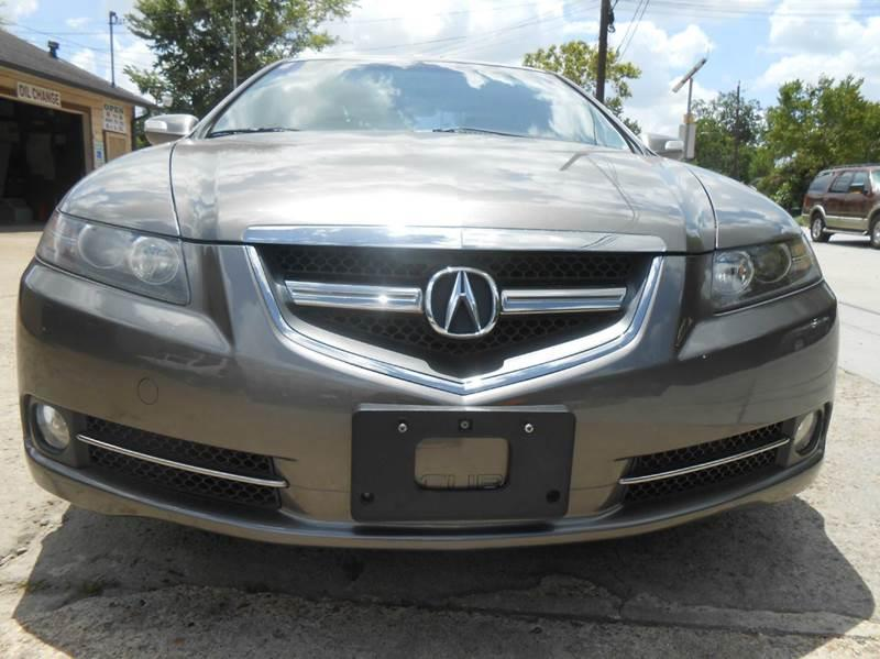 2007 acura tl type s 4dr sedan 5a in houston tx g j car sales