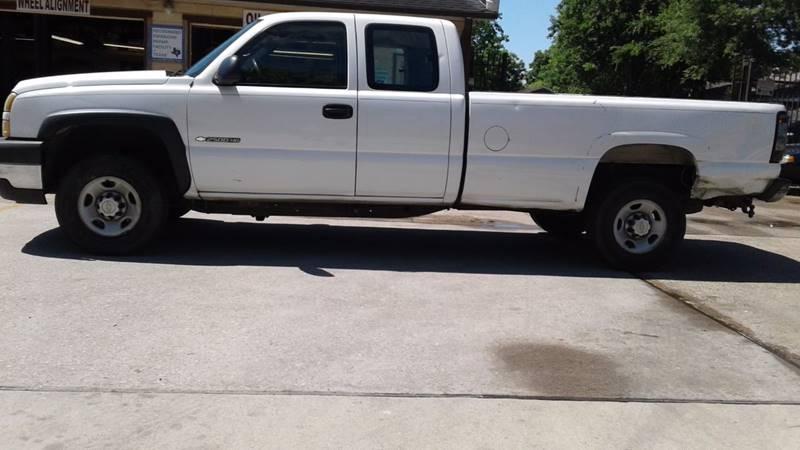 2006 Chevrolet Silverado 2500HD LS 4dr Extended Cab LB - Houston TX