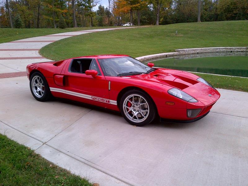 2006 Ford GT 5