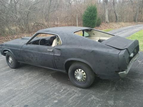 1969 Ford Mustang For Sale In Cincinnati OH
