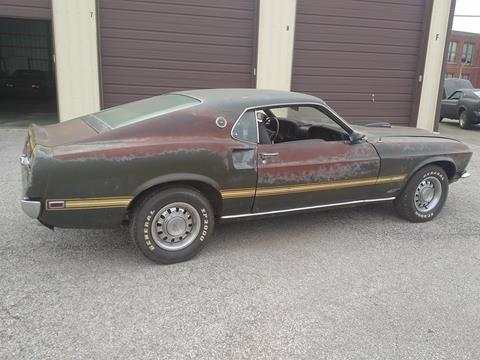 1969 ford mustang for sale in cincinnati oh