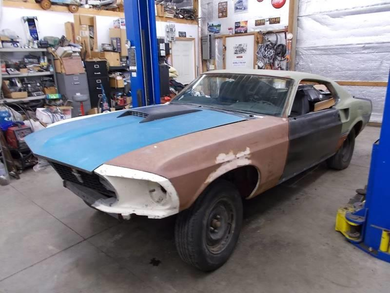 Classic Ford Mustang Muscle Cars For Sale Milford OH 45150 ...