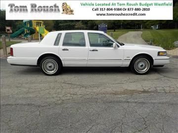 1996 Lincoln Town Car for sale in Indianapolis, IN