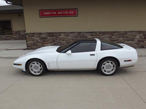 1991 Chevrolet Corvette for sale in Yankton, SD