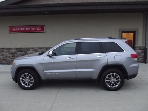 2016 Jeep Grand Cherokee for sale in Yankton, SD