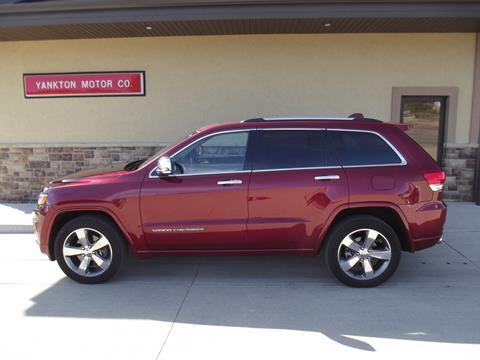 2014 Jeep Grand Cherokee for sale in Yankton, SD