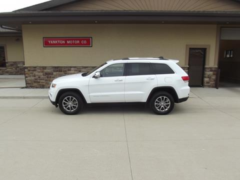 Used 2015 Jeep Grand Cherokee For Sale In South Dakota