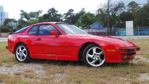 Porsche 944 For Sale  Carsforsalecom