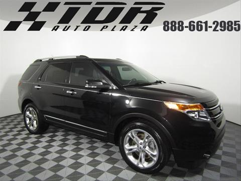 2014 Ford Explorer for sale in Kearney, MO