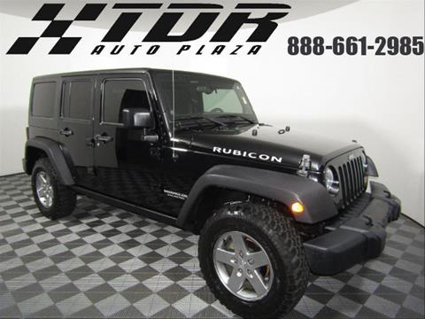 2011 Jeep Wrangler Unlimited for sale in Kearney, MO