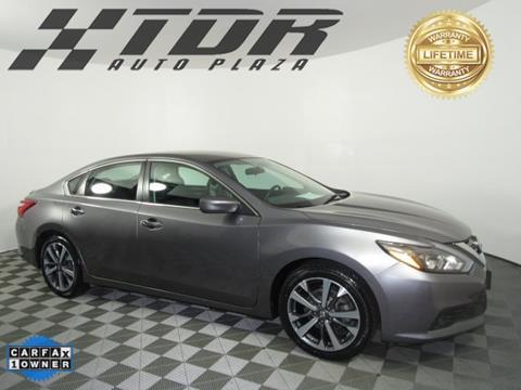 2016 Nissan Altima for sale in Kearney, MO