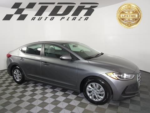 2017 Hyundai Elantra for sale in Kearney, MO
