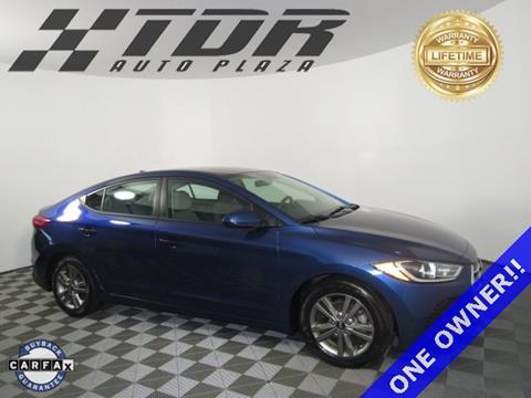 2018 Hyundai Elantra for sale in Kearney, MO