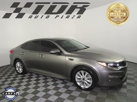 2016 Kia Optima for sale in Kearney, MO