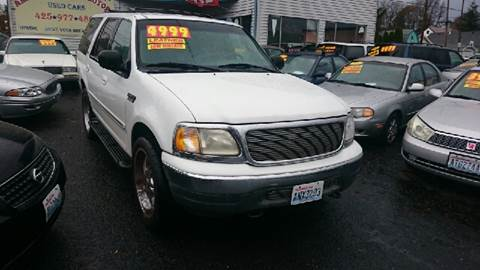 Ford Expedition For Sale In Everett Wa
