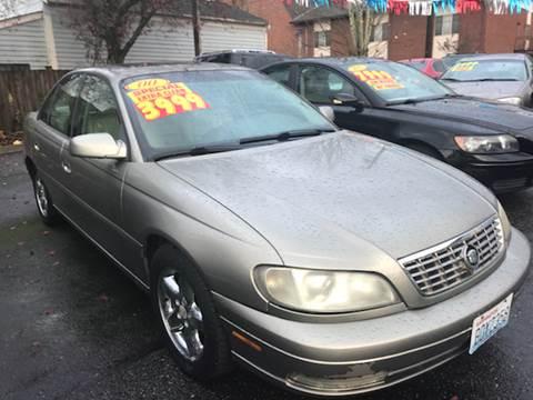 Cadillac Catera For Sale In South Carolina Carsforsale Com